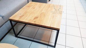 industrialny stolik kawowy