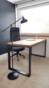 loftowe biurko