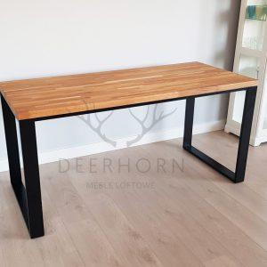 stoły w stylu industrialnym