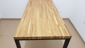 biurka dębowe