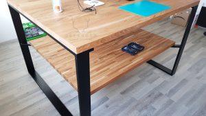 stół roboczy piętrowy