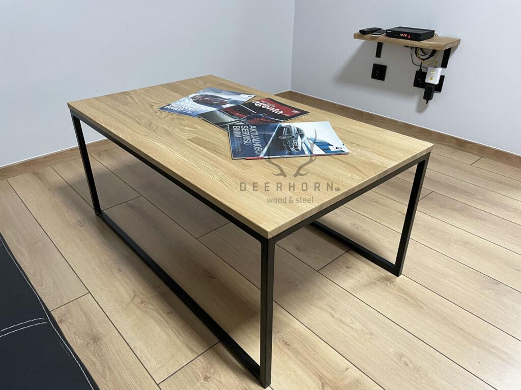 biurowy stolik kawowy