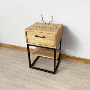 loftowa szafka nocna