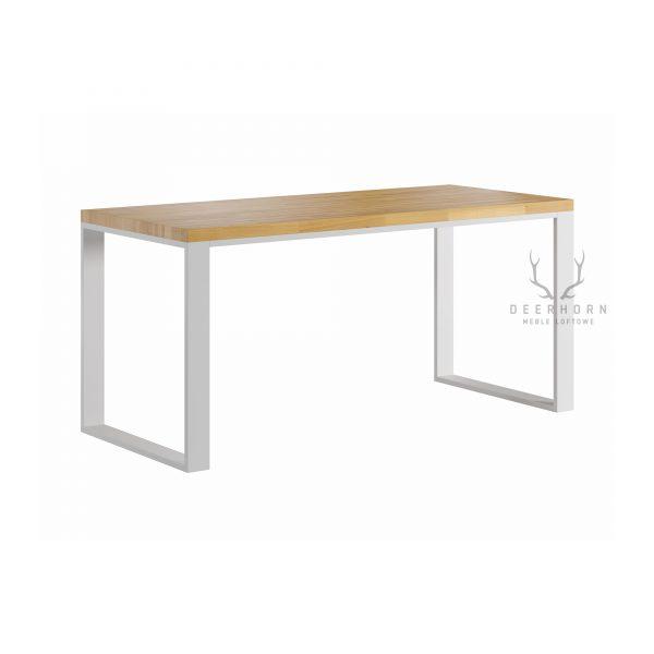 biurko komputerowe białe