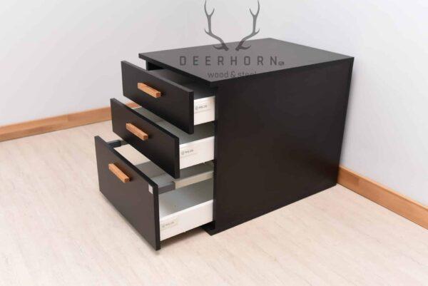 szafka biurowa z szufladami
