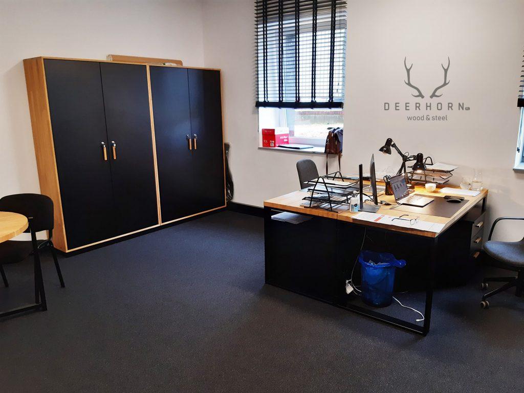 Katowice biuro loft