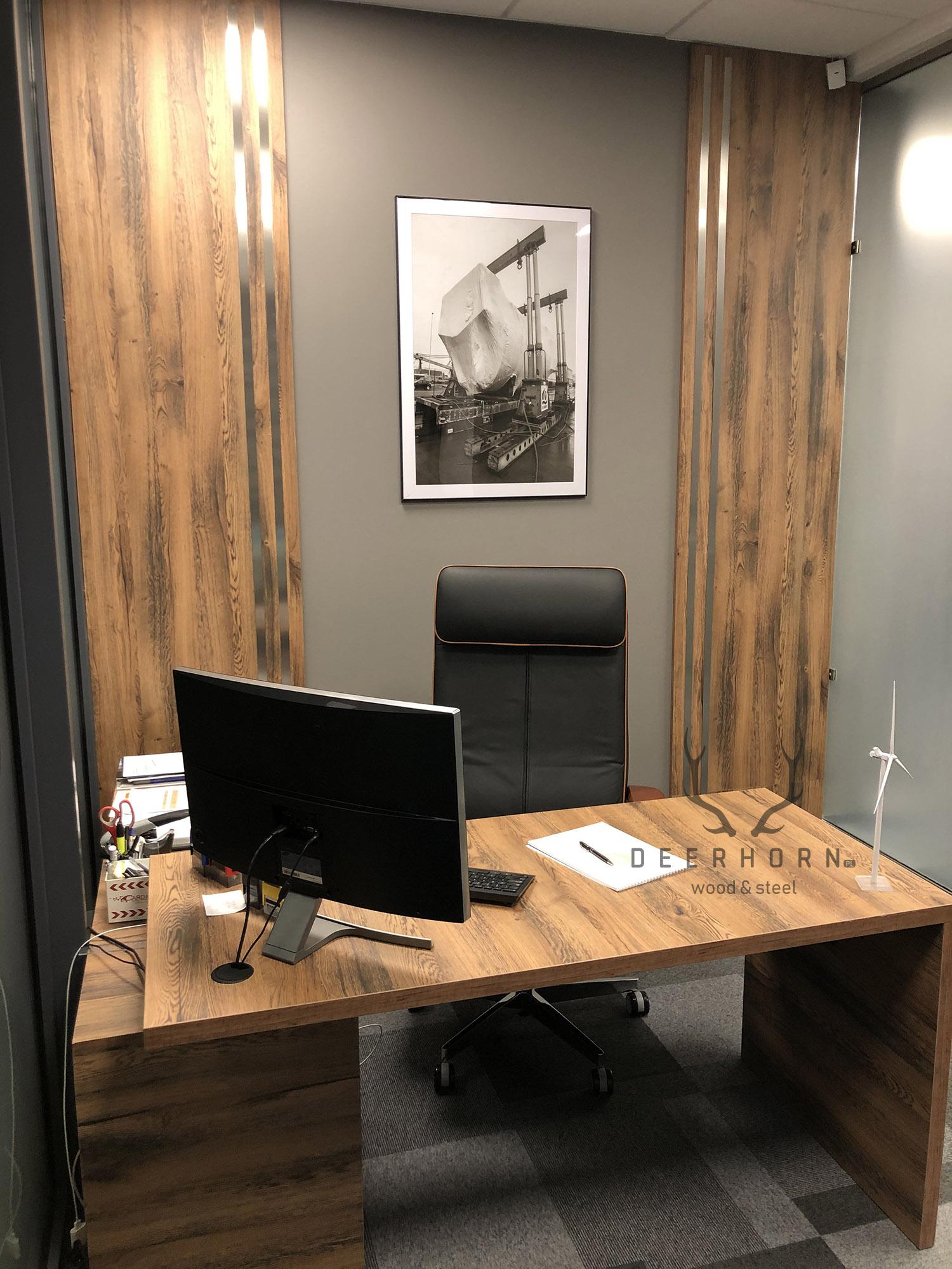 meble loftowe do biur