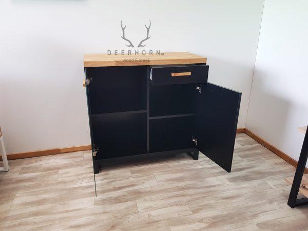 szafka loftowa pod ekspres do kawy