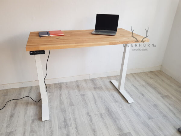biurko z regulacją wysokości