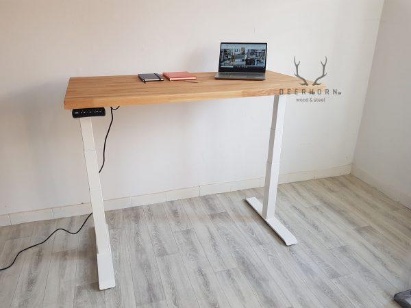 biurko z elektryczną regulacją wysokości