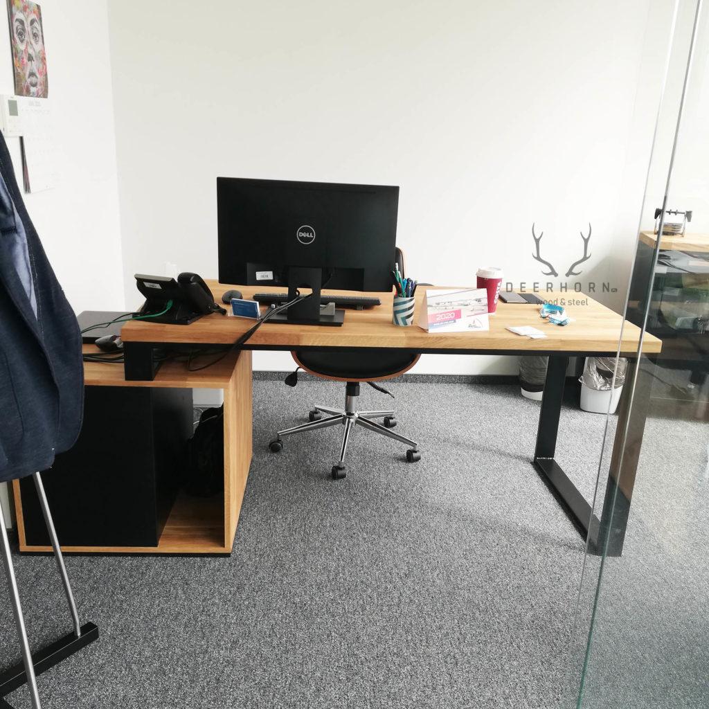 biurko loftowe bezblend