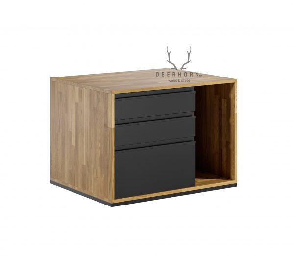 szafka do biurka z szufladami