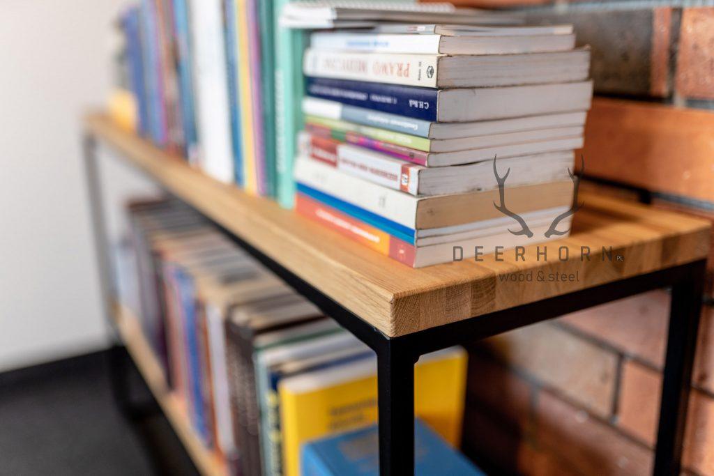 szafka na książki