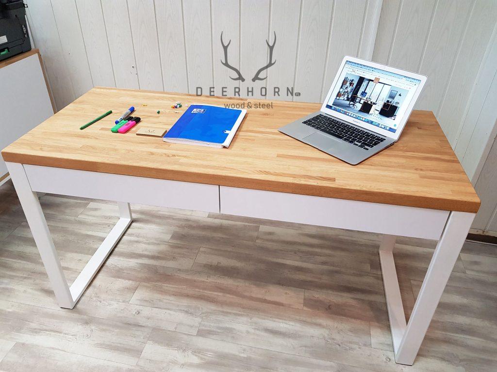 modne, młodzieżowe biurko