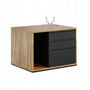 szafka zszufladami loft office plus