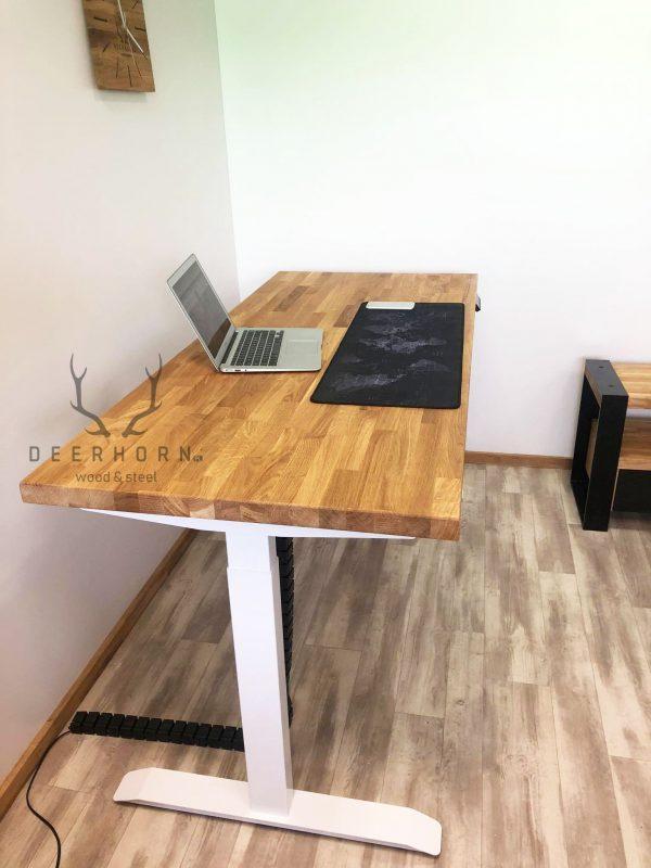 biurka z regulacją wysokości
