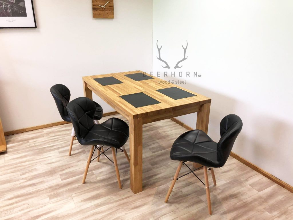dębowy stół nazamówienie