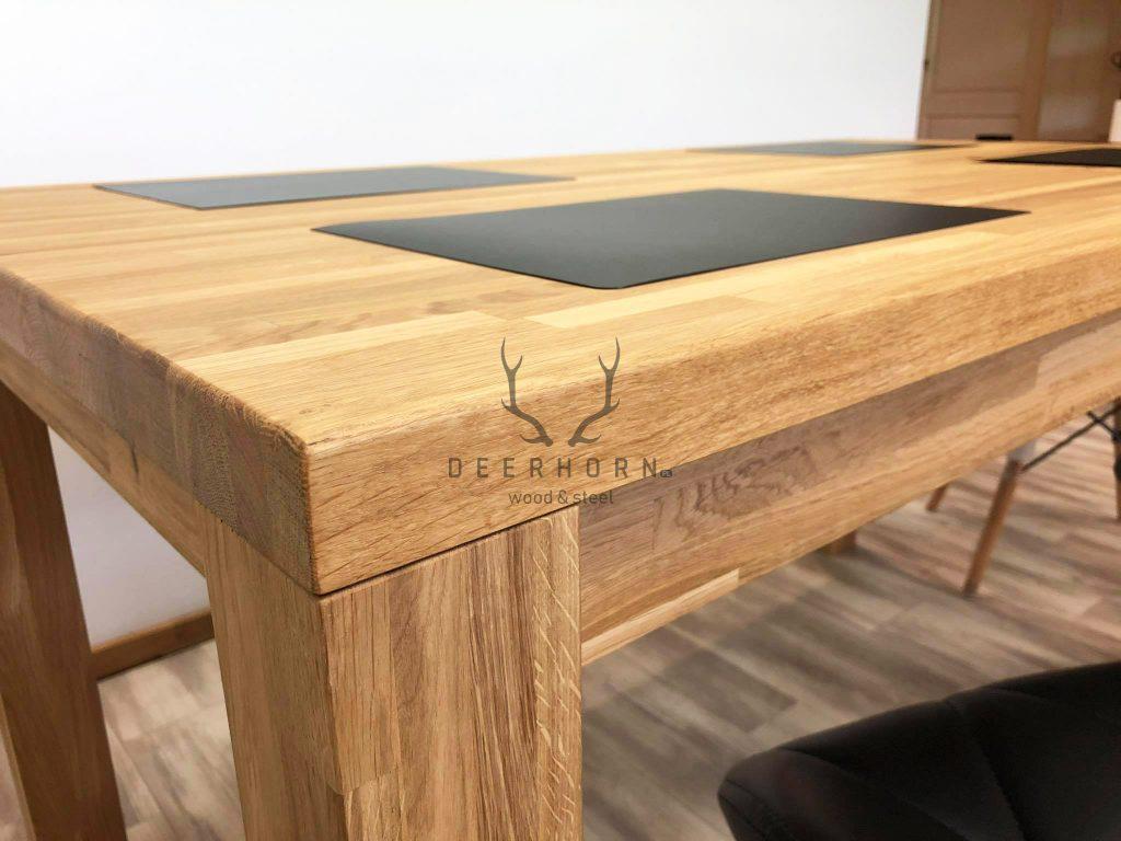 stoły zdrewna