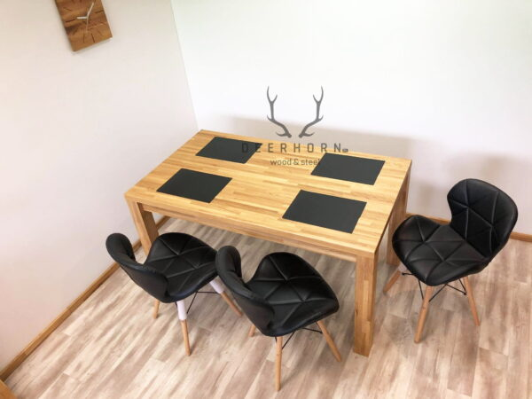 stoły z drewna