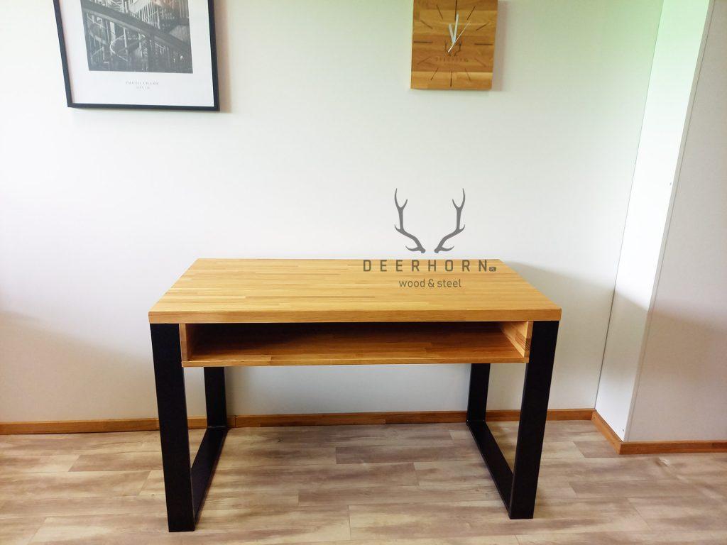 biurko zdrewna dla ucznia