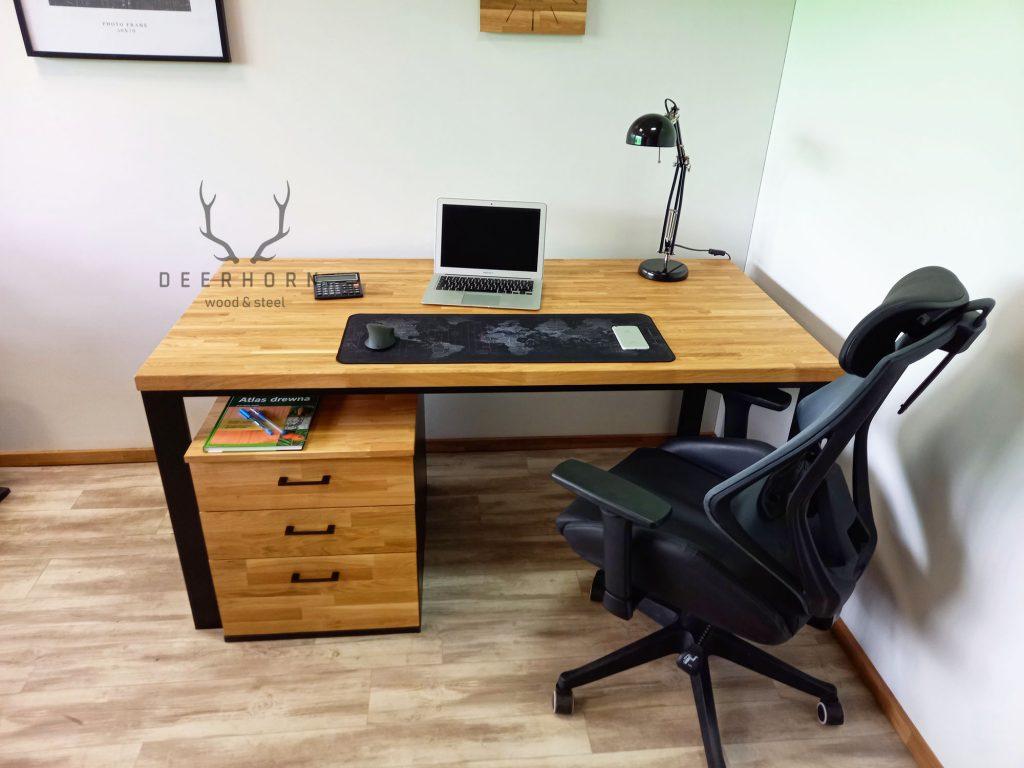 biurko loftowe deerhorn