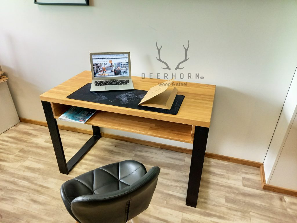 biurko loftowe dla ucznia
