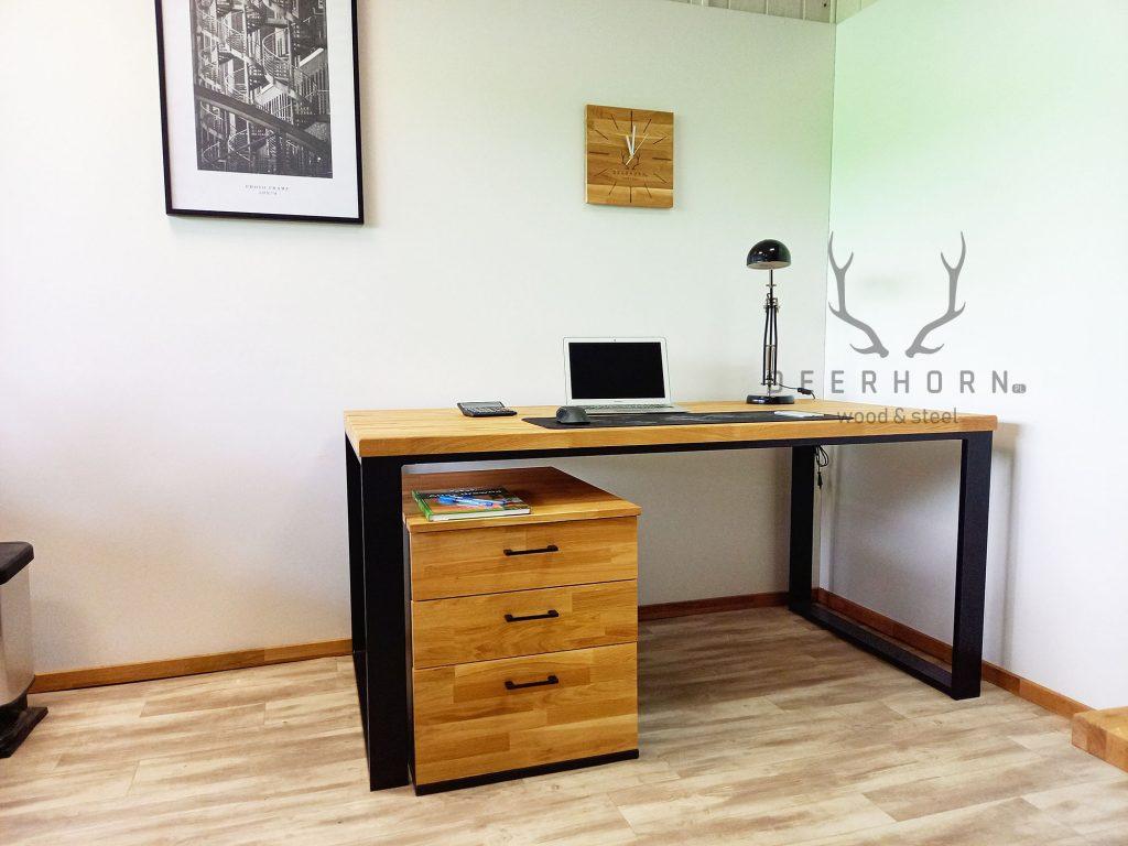 biurka loftowe
