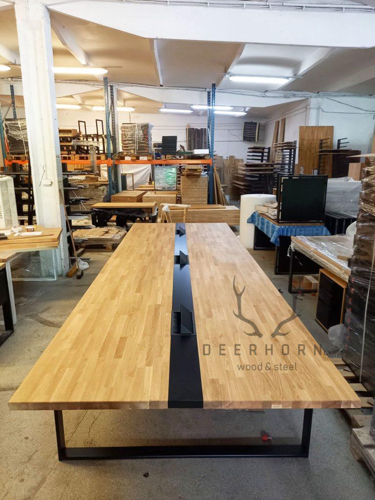 loft stół konferencyjny