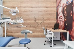 meble loftowe dogabinetu stomatologicznego