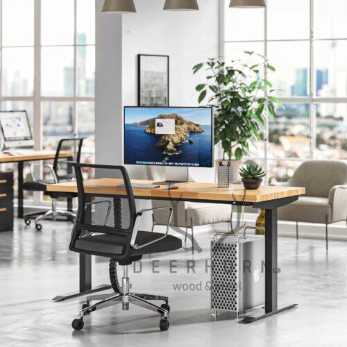 biurko zregulacją wysokości