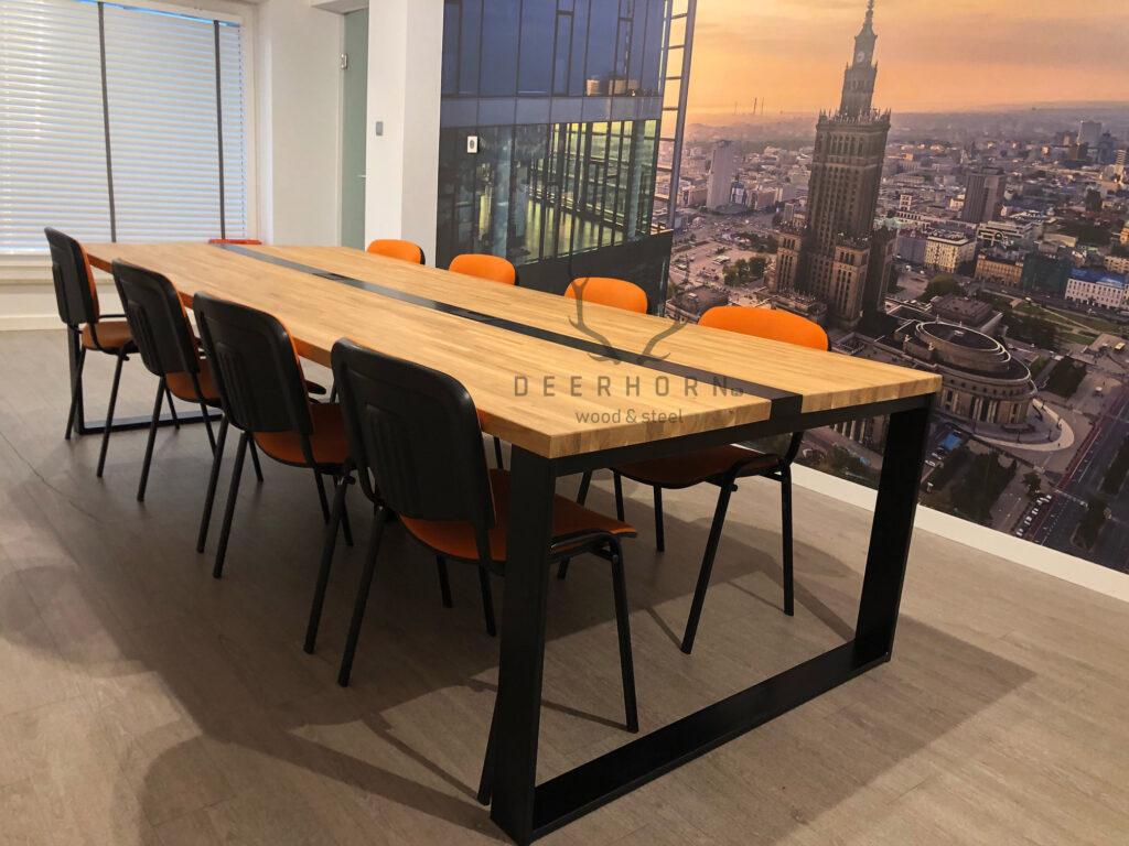 stol konferencyjny loft