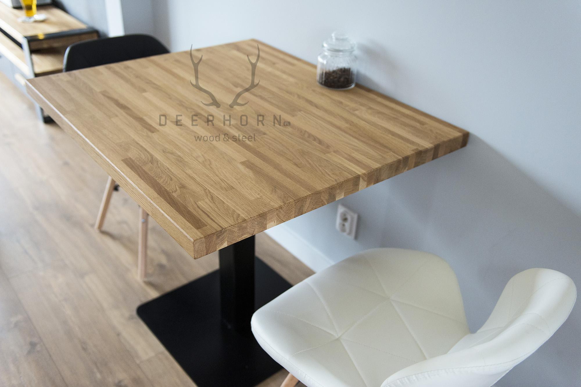 stolik na jednej nodze
