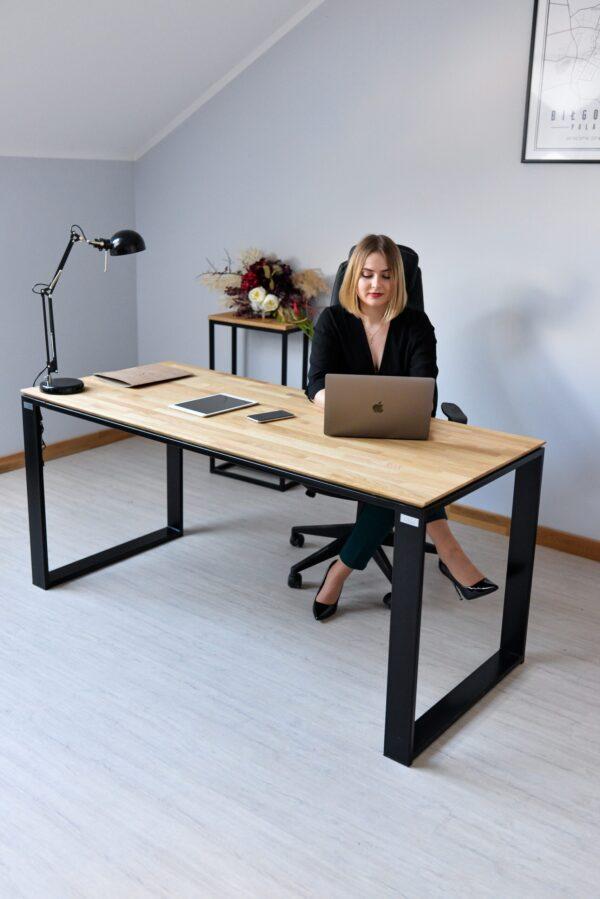 biurko idustrialne loft