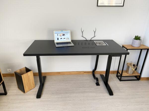 biurko z regulacją