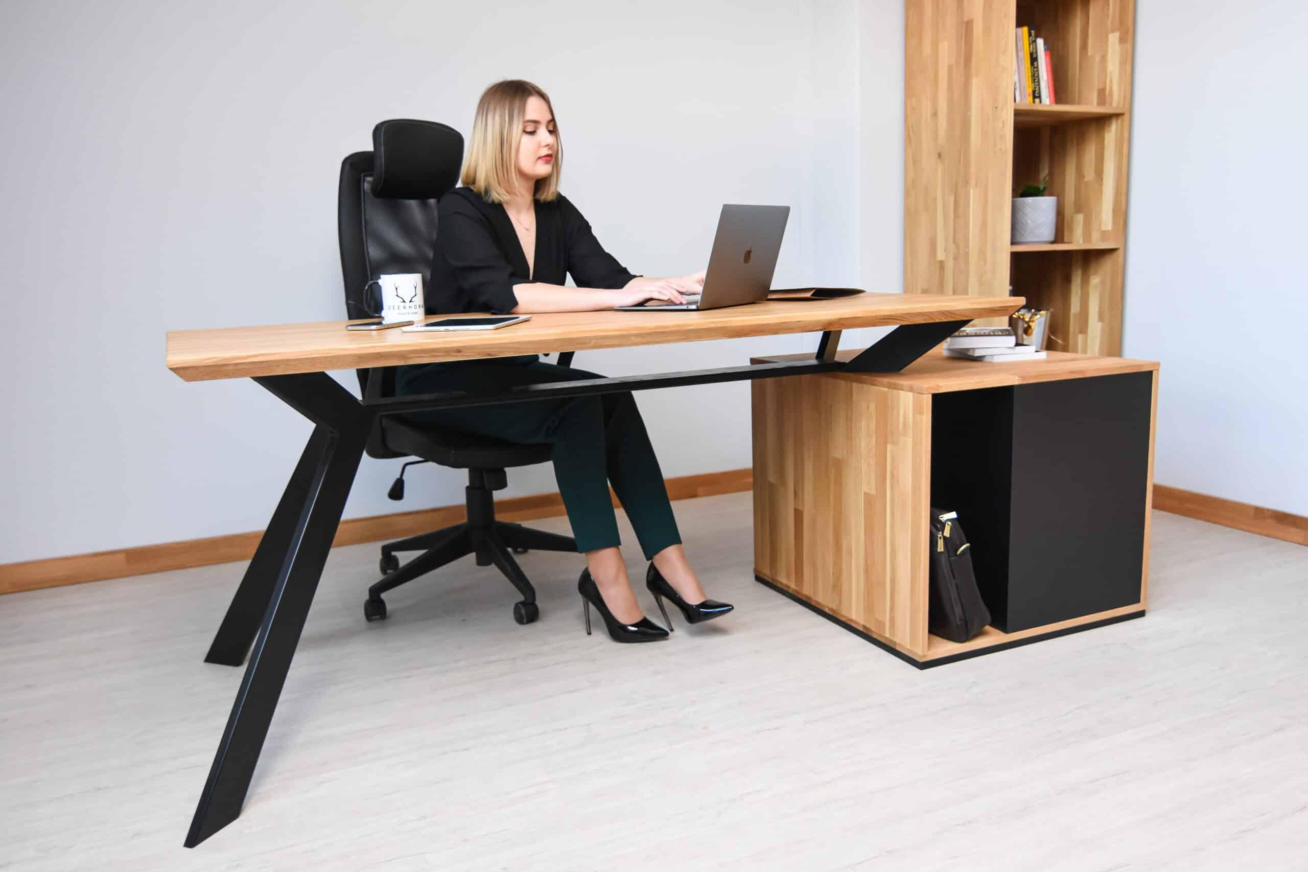 biurko loftowe future