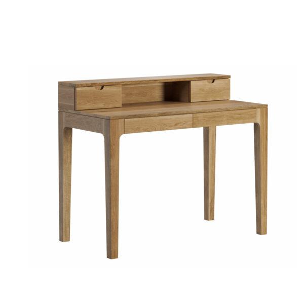 biurko drewniane, sekretarzyk, toaletka