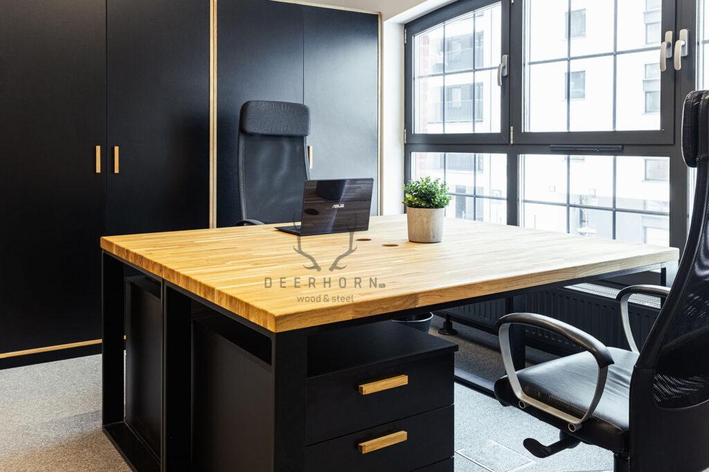 biurko loft office