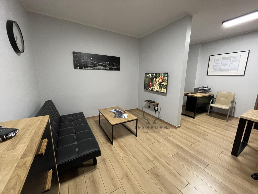 nowoczesne biuro loft