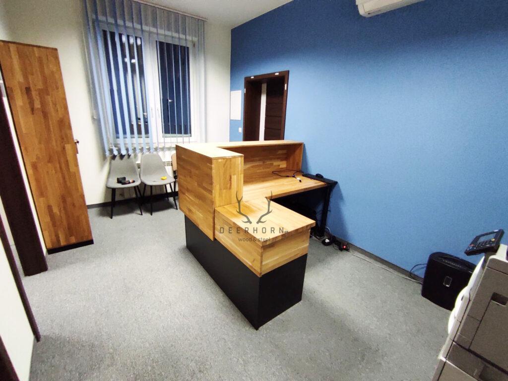 recepcja biurowa