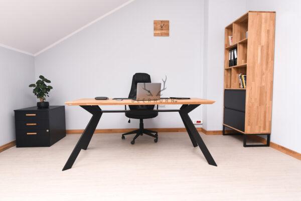 biurko gabinetowe loft