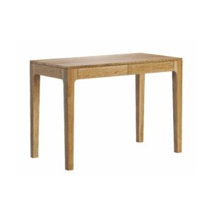 drewniane biurko zszufladami