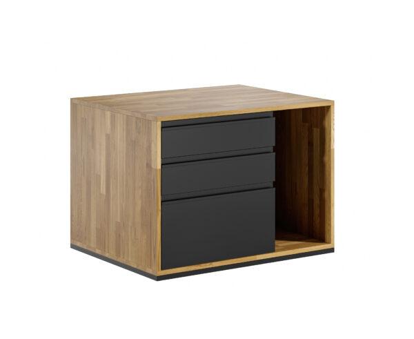 biurowa szafka z szufladami