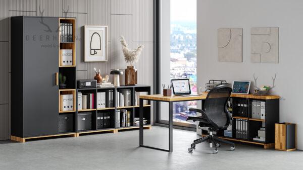 projekt nowoczesnego biura