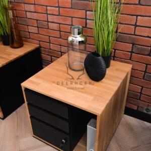 szafka pod biurko z szufladami