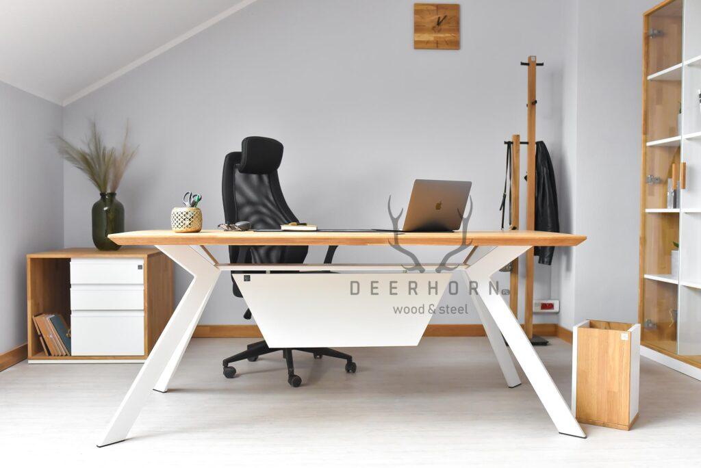 biurko industrialne loft