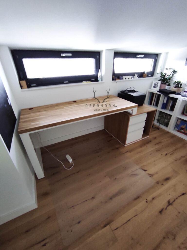 biurko loft office plus
