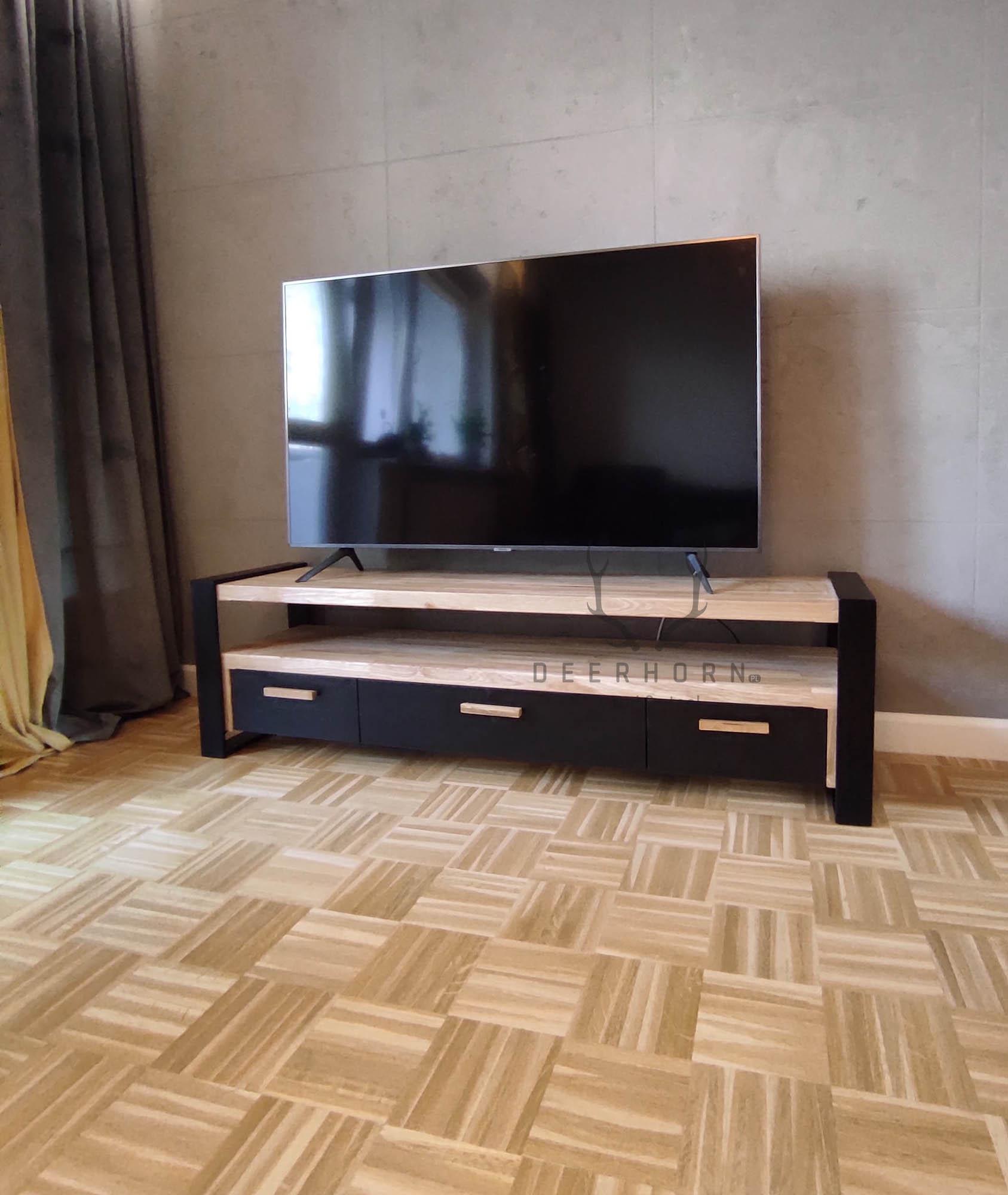 loftowa szafka RTV