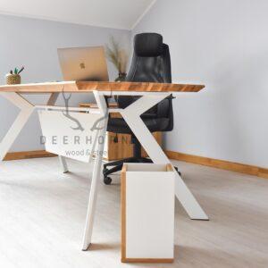 meble biurowe białe