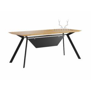nowoczesne biurko loftowe