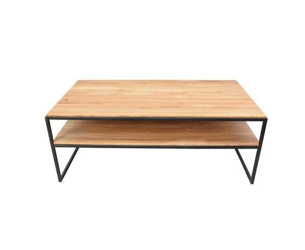 stolik kawowy z półką